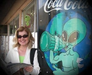 Shannon Kernaghan Roswell-Coke-machine-300x245 Travels