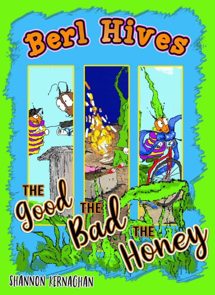 Shannon Kernaghan The-Good-The-Bad-The-Honey-front-cover-745x1024 Audio Books