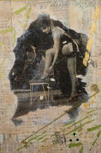 Shannon Kernaghan Chantilly-Girl_1742_Kernaghan-199x300 Mixed Media