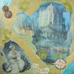 Shannon Kernaghan Distant-Shores_1769_Kernaghan-300x300 Mixed Media