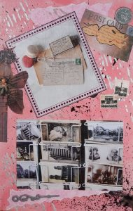 Shannon Kernaghan Postcards_1748_Kernaghan-190x300 Mixed Media
