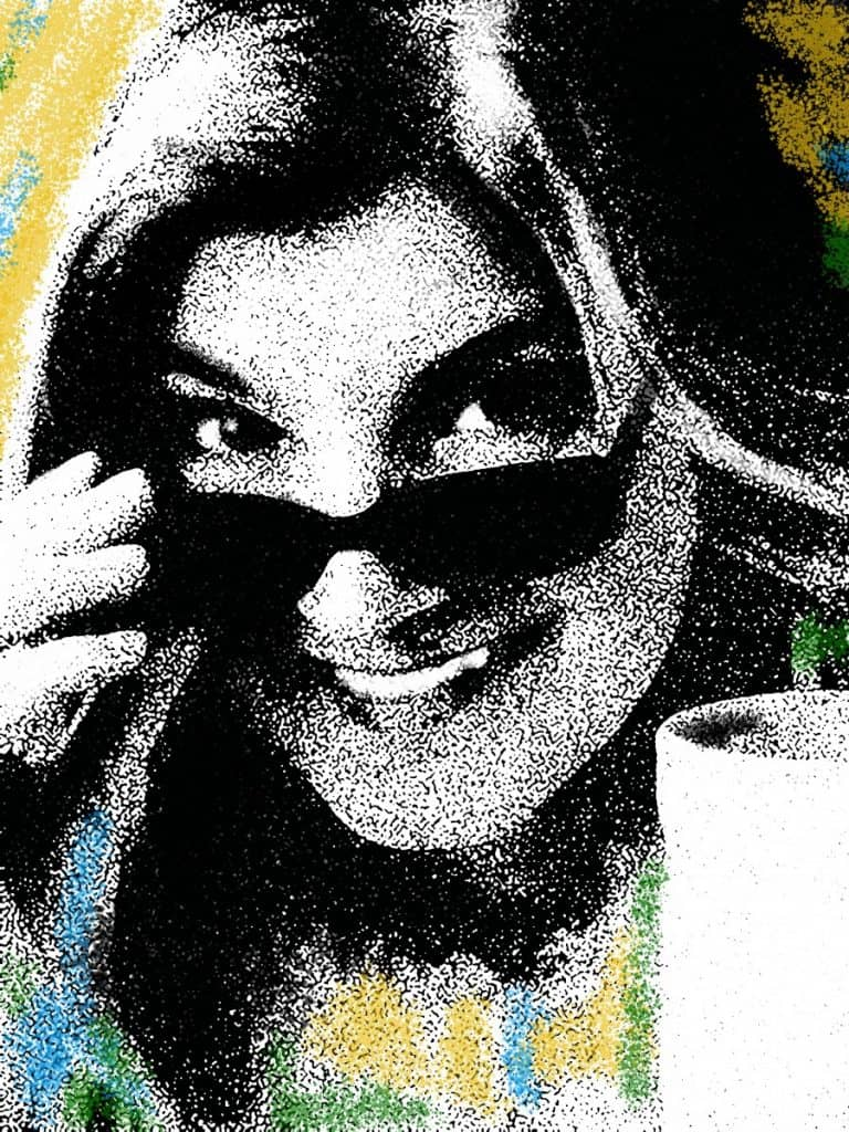 Shannon Kernaghan Shannon-with-mug-768x1024 Mixed Media