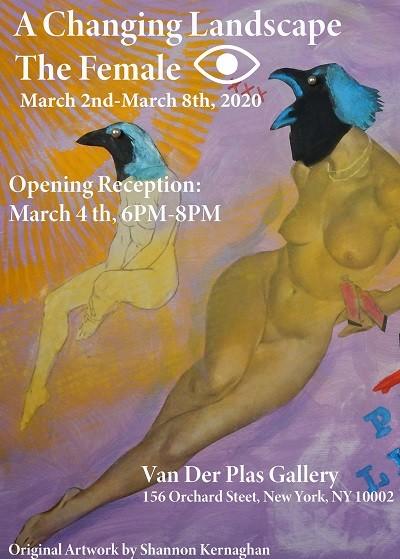 Shannon Kernaghan Kernaghan_Poster_VDP-Gallery_400 Mixed Media