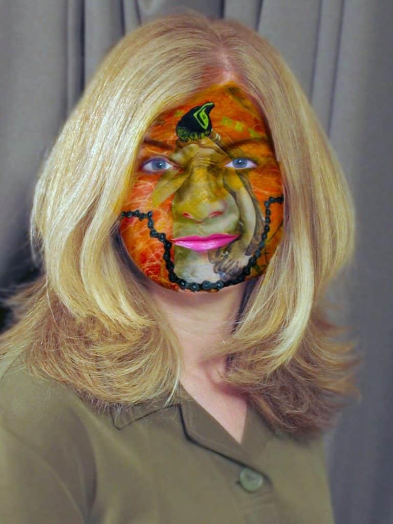 Shannon Kernaghan Shannon-Tattoo-face-768x1024 Mixed Media