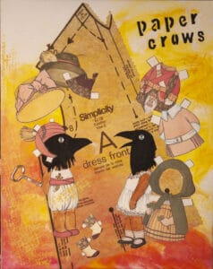 Shannon Kernaghan Paper-Crows-238x300 Paper Crows